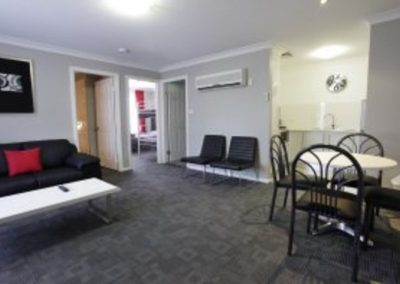 2 Bedroom Serviced Apartment