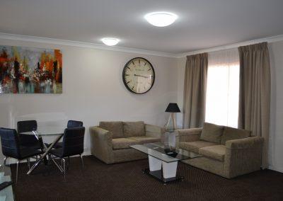 2 Bedroom Spa Apartment