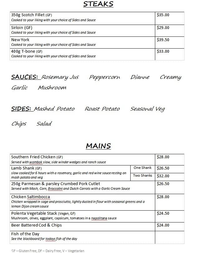 Best Restaurant In Dubbo